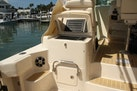 Grady-White-370 Express 2019-Sea Pilot II Fort Myers-Florida-United States-2019 Grady White 370 Express Aft Facing Seat & BBQ Grill-1627405 | Thumbnail