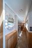 Horizon-RP 110 2014-ANDREA VI Sag Harbor-New York-United States-Hallway to Galley-1633549 | Thumbnail