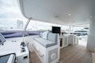 Horizon-RP 110 2014-ANDREA VI Sag Harbor-New York-United States-Flybridge Helm-1633577 | Thumbnail