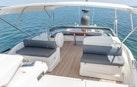 Ferretti Yachts-Ferretti 650 2018-SILVER LINING Port Washington-New York-United States-Flybridge Seating and Grill / Bar-1645144   Thumbnail