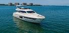 Ferretti Yachts-Ferretti 650 2018-SILVER LINING Port Washington-New York-United States-Overhead Starboard Bow-1645155   Thumbnail