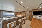 Viking-80 Convertible 2018-HUMDINGER Cape Cod-Massachusetts-United States-Galley to Port and Dinette to Starboard-1641472 | Thumbnail