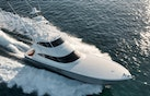 Viking-80 Convertible 2018-HUMDINGER Cape Cod-Massachusetts-United States-Aerial View of the Foredeck-1641497 | Thumbnail