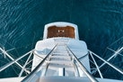 Viking-80 Convertible 2018-HUMDINGER Cape Cod-Massachusetts-United States-View of Cockpit from Tower Helm-1641508 | Thumbnail
