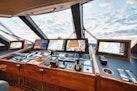 Viking-80 Convertible 2018-HUMDINGER Cape Cod-Massachusetts-United States-Helm Electronics-1641461 | Thumbnail