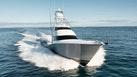 Viking-80 Convertible 2018-HUMDINGER Cape Cod-Massachusetts-United States-Starboard Bow Profile-1641455 | Thumbnail