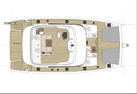 Sunreef-Sunreef 70 2020-OCEAN VIBES Fort Lauderdale-Florida-United States-Flybridge Deck layout-1652641 | Thumbnail