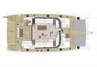 Sunreef-Sunreef 70 2020-OCEAN VIBES Fort Lauderdale-Florida-United States-Main Deck Layout-1652643 | Thumbnail