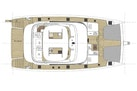 Sunreef-Sunreef 70 2020-OCEAN VIBES Fort Lauderdale-Florida-United States-Upper Deck Layout-1652644 | Thumbnail
