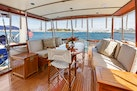 Chris-Craft-57 Constellation 1968-PYRAT Marina Del Rey-California-United States-AFT DECK-1645205 | Thumbnail