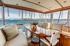 Chris-Craft-57 Constellation 1968-PYRAT Marina Del Rey-California-United States-AFT DECK-1645207 | Thumbnail