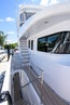 Nordhavn 2017-LACEY KAY Fort Lauderdale-Florida-United States-Side Deck Stairway-1679577   Thumbnail