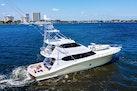 Hatteras-Enclosed Bridge Convertible 2008-Dos Rosas North Palm Beach-Florida-United States-1658279 | Thumbnail