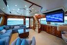 Hatteras-Enclosed Bridge Convertible 2008-Dos Rosas North Palm Beach-Florida-United States-1658284 | Thumbnail