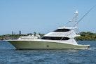 Hatteras-Enclosed Bridge Convertible 2008-Dos Rosas North Palm Beach-Florida-United States-1658383 | Thumbnail