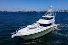 Hatteras-Enclosed Bridge Convertible 2008-Dos Rosas North Palm Beach-Florida-United States-1658353 | Thumbnail