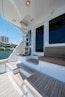Hatteras-Enclosed Bridge Convertible 2008-Dos Rosas North Palm Beach-Florida-United States-1658360 | Thumbnail