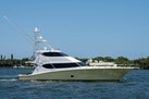 Hatteras-Enclosed Bridge Convertible 2008-Dos Rosas North Palm Beach-Florida-United States-1658381 | Thumbnail