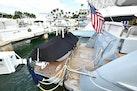 Horizon-65 Skylounge 2002-Alls Well Miami Beach-Florida-United States-Beach Area with Hydraulic Lift and Matching Custom Catamaran Tender-1668784 | Thumbnail