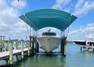 Grady-White-376 Canyon 2020 -Stuart-Florida-United States-Bow View at Dock-1671044   Thumbnail
