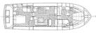 Sabre-47 2001-JOURNEY Newport-Rhode Island-United States-Layout Plan-1671940 | Thumbnail