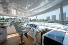 Hatteras-Motor Yacht 2015-DADDY Aventura-Florida-United States-Flybridge Helm-1671268   Thumbnail