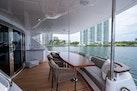 Hatteras-Motor Yacht 2015-DADDY Aventura-Florida-United States-Aft Deck-1671248   Thumbnail
