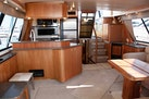 Bayliner-4788 Pilothouse 1998-J&B Mount Pleasant-South Carolina-United States-Galley to Port and Salon Wet Bar to Starboard-1675774 | Thumbnail