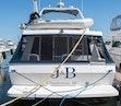 Bayliner-4788 Pilothouse 1998-J&B Mount Pleasant-South Carolina-United States-Stern View-1675836 | Thumbnail