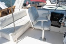 Bayliner-4788 Pilothouse 1998-J&B Mount Pleasant-South Carolina-United States-Helm Seat and Guest Seating Aft-1675825 | Thumbnail