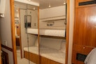 Bayliner-4788 Pilothouse 1998-J&B Mount Pleasant-South Carolina-United States-3rd Stateroom  Settee converts to two Bunk Berths-1675794 | Thumbnail