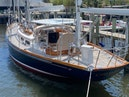 Hinckley-Custom 60 1997-Chimera Stuart-Florida-United States-Port Aft View w/ Mast and Mizzen-1680256 | Thumbnail