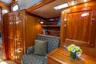 Hinckley-Custom 60 1997-Chimera Stuart-Florida-United States-Master Stateroom -Built-in Chair-1680240 | Thumbnail