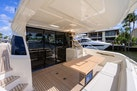 Ferretti Yachts-550 2021-COCO Fort Lauderdale-Florida-United States-Cockpit-1692528 | Thumbnail
