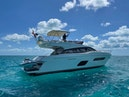 Ferretti Yachts-550 2021-COCO Fort Lauderdale-Florida-United States-Starboard Aft View Of COCO-1692477 | Thumbnail