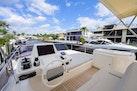 Ferretti Yachts-550 2021-COCO Fort Lauderdale-Florida-United States-Flybridge Helm-1692522 | Thumbnail