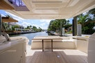 Ferretti Yachts-550 2021-COCO Fort Lauderdale-Florida-United States-Cockpit and Teak Table-1692531 | Thumbnail
