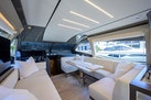 Ferretti Yachts-550 2021-COCO Fort Lauderdale-Florida-United States-Salon and Dinette-1692487 | Thumbnail