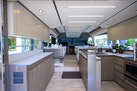 Ferretti Yachts-550 2021-COCO Fort Lauderdale-Florida-United States-Salon and Galley-1692479 | Thumbnail