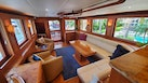 Outer Reef Yachts-70 2012-Loungeitude Stuart-Florida-United States-Salon Looking Aft-1688002 | Thumbnail