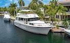 Hatteras-Cockpit Motor Yacht 1983-Lucky Six Lighthouse Point-Florida-United States-1693691 | Thumbnail