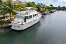 Hatteras-Cockpit Motor Yacht 1983-Lucky Six Lighthouse Point-Florida-United States-1693695 | Thumbnail