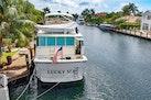 Hatteras-Cockpit Motor Yacht 1983-Lucky Six Lighthouse Point-Florida-United States-1693694 | Thumbnail