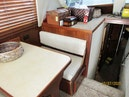 Hatteras-55 Convertible 1981-Ms Micki Fort Myers-Florida-United States-Dinette-1709701   Thumbnail