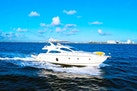 Aicon-64 Flybridge 2006-Epicurean Chicago-Illinois-United States-Starboard Running-1711215 | Thumbnail