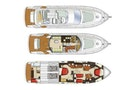 Aicon-64 Flybridge 2006-Epicurean Chicago-Illinois-United States-Layout Drawings-1711179 | Thumbnail