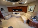 Cruisers Yachts-540 Express 2004-Pondaritaville Orange Beach-Alabama-United States-Salon Settee-1713951   Thumbnail