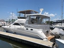Sea Ray-420 Aft Cabin 1996-New Beginnings Marco Island-Florida-United States-42 Sea Ray Aft Cabin Profile Port Aft Qtr-1728820 | Thumbnail