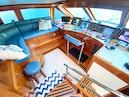Hargrave-Custom Raised Pilothouse 2010-CynderElla Annapolis-Maryland-United States-Lower Helm and Seating-1750145   Thumbnail