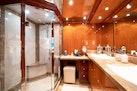 Hargrave-Custom Raised Pilothouse 2010-CynderElla Annapolis-Maryland-United States-Master Stateroom Shower and Head-1750150   Thumbnail